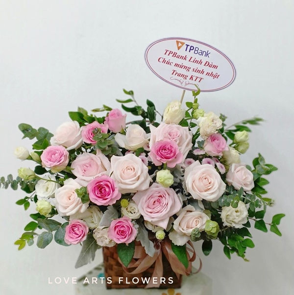 Cửa hàng hoa Love Arts