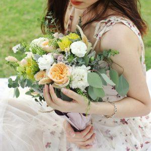 Hoa cưới - Điểm nhấn giúp cô dâu thêm lung linh trong ngày trọng đại