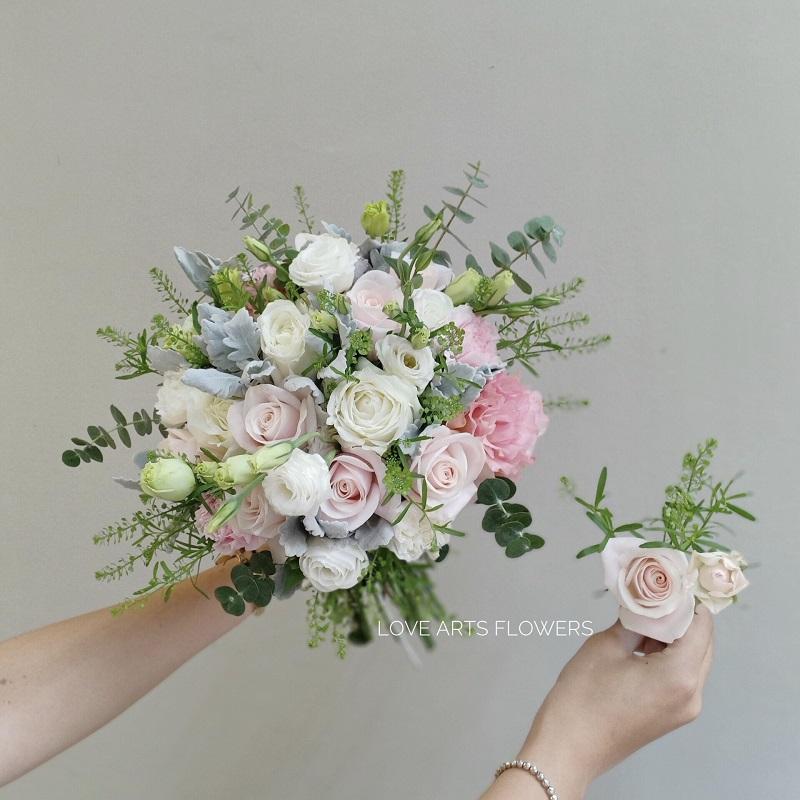 hoa cưới Love Arts
