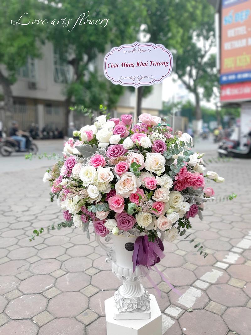 mẫu bình hoa đẹp năm 2020