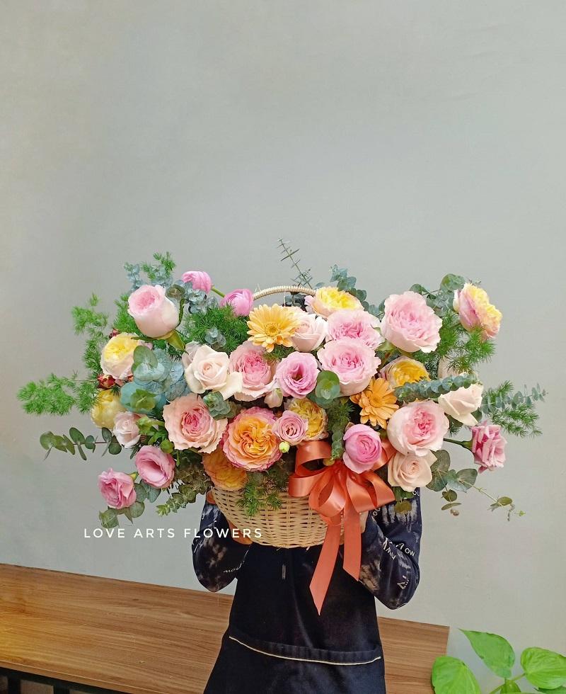 shop hoa tươi ở Hà Nội
