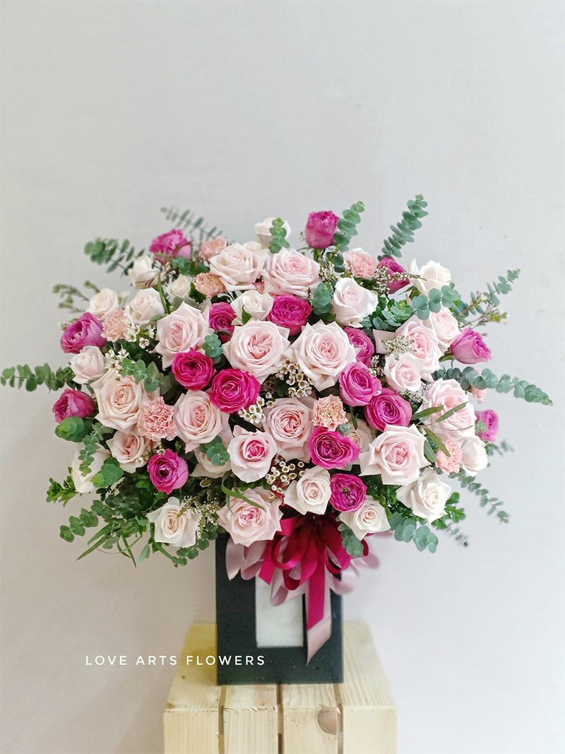 3 cách cắm hoa đơn mang lại may mắn, tài lộc cho ngày Tết