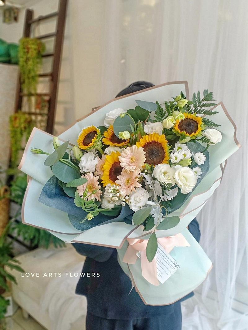 Gợi ý một số bó hoa đẹp dùng cho các sự kiện trọng đại
